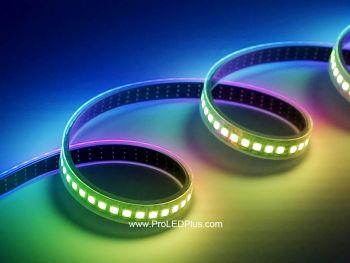 144/m APA102 Addressable RGB  LED strip, 1m, 5V