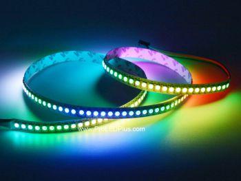 144/m SK9822 Addressable RGB  LED strip, 1m, 5V