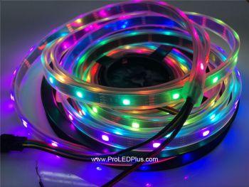 30/m APA102 Addressable RGB  LED strip, 5m, 5V