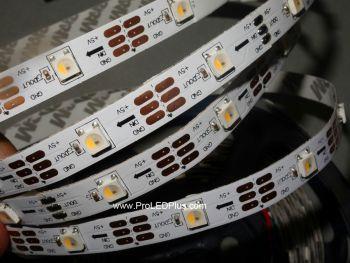 30/m SK6812-RGBW Addressable LED Strip, 5m, 5V