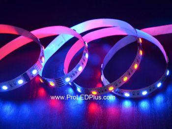 DMX RGB LED Strip, 60/m, 24V, 5m