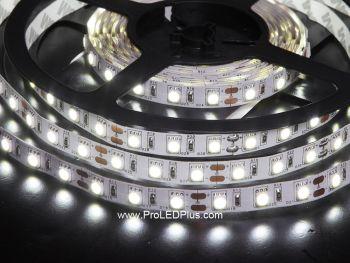 60/m 5050 LED Strip Light, 12V, 5m