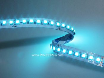 Superbright Color Changing RGB 3535 LED Strip, 120/m, 24VDC, 5m