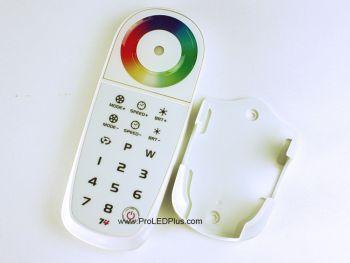 T4 LED 8 Zone Remote RGBW Remote Control