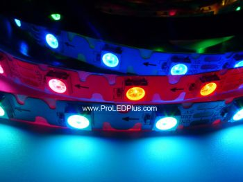 Zig-Zag SK6812 Digital RGB LED Strip, 60 LEDs/m, 2m, 5V