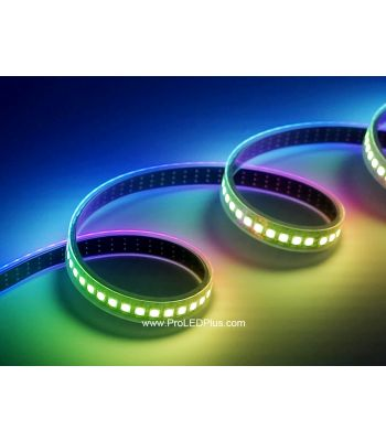 144/m APA102 Addressable RGB  LED strip, 1m, 5V