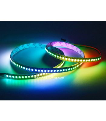 144/m SK9822 Addressable RGB  LED strip, 1m, 5V
