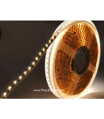 2-in-1 Tunable White 3528 LED Strip, 2700K-6500K, 120/m, 12/24V, 5m