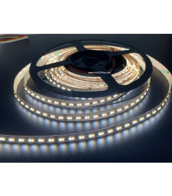 240/m 2216 CRI 95 Tunable White LED Strip, 24V, 5m