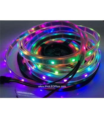 30/m APA102 Addressable RGB  LED strip, 5m, 5V