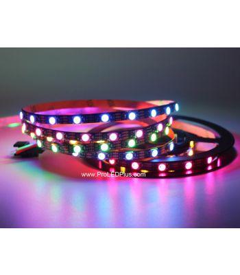 5mm Wide Tiny SK6812 Mini 3535 Digital RGB LED Strip, 60/m, 5V, 4m