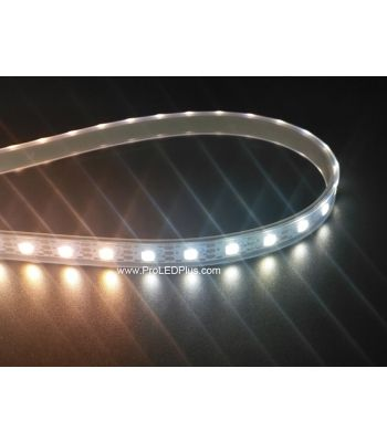 60/m SK6812 WWA 5050 Digital LED Strip, 1800K-7000K, 4m, 5V