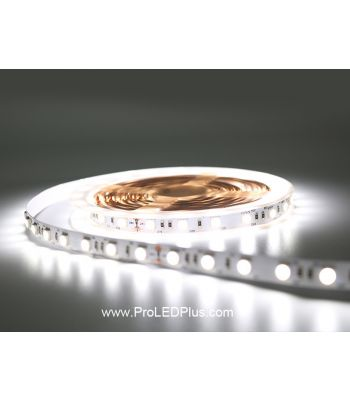 60/m 5050 CRI 95 LED Strip Light, 12VDC, 5m