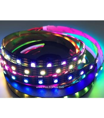60/m APA102 Addressable RGB  LED strip, 4m, 5V