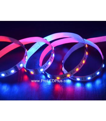 DMX RGB LED Strip, 60/m, 24V, 5m