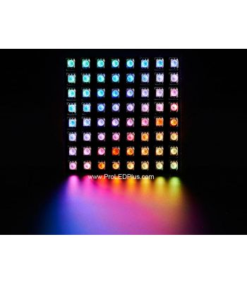 Flexible 8x8 Digital RGB LED Matrix