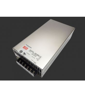 Meanwell SE-600 Enclosed Power Supply, 5V/12/24V Output Available