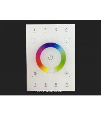 UX8 4-zones RGBW DMX Touch Panel